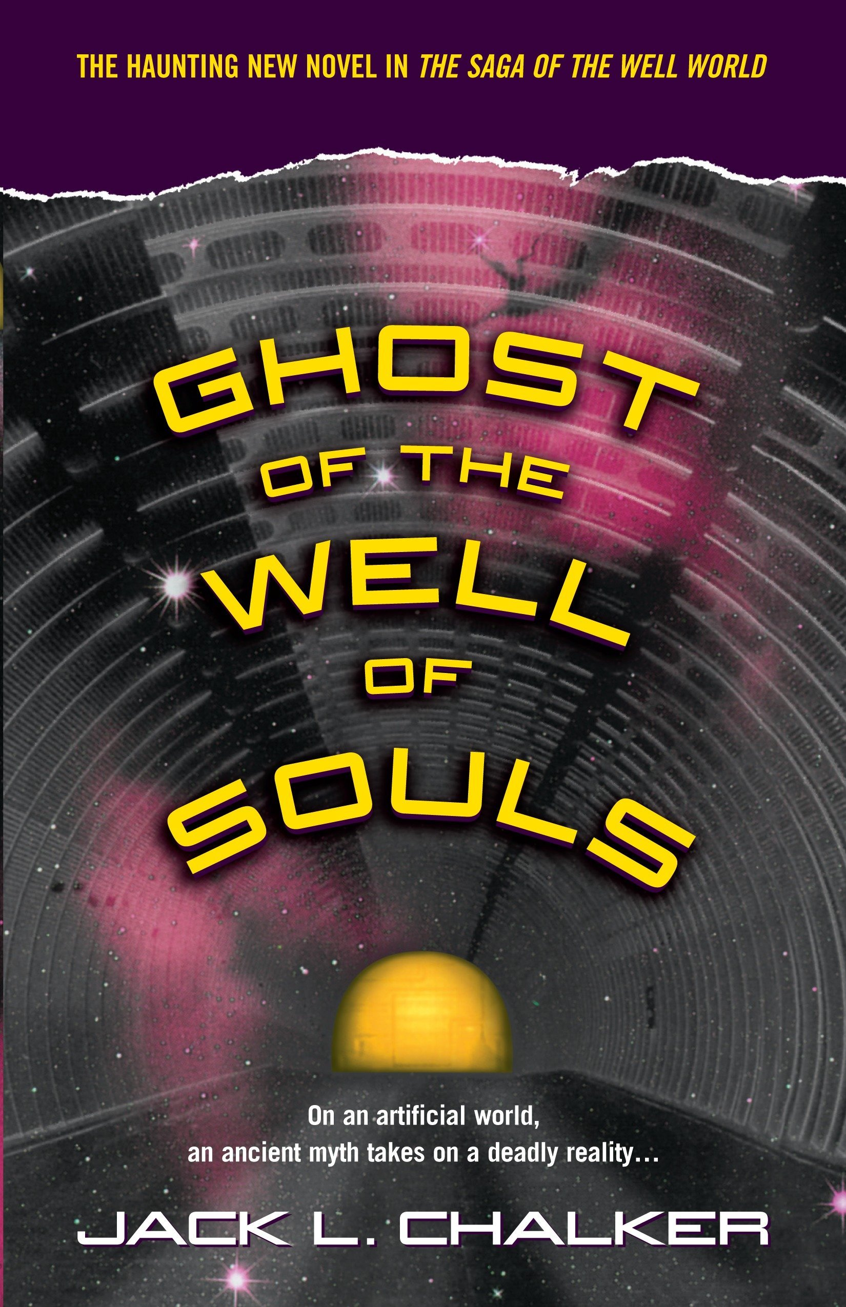 Read Online Ghost of the Well of Souls (Well World) ebook