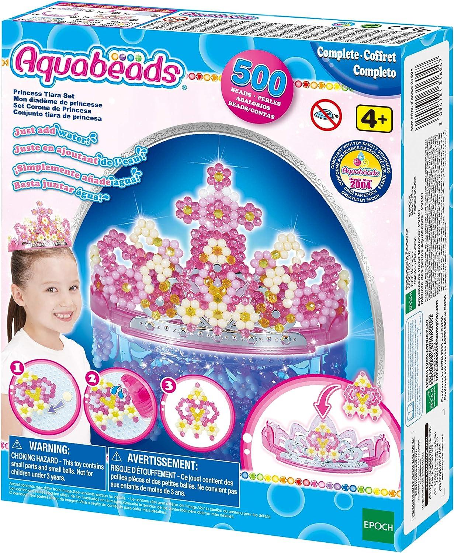 Aquabeads- Set de Tiara (Epoch 31604): Amazon.es: Juguetes y juegos