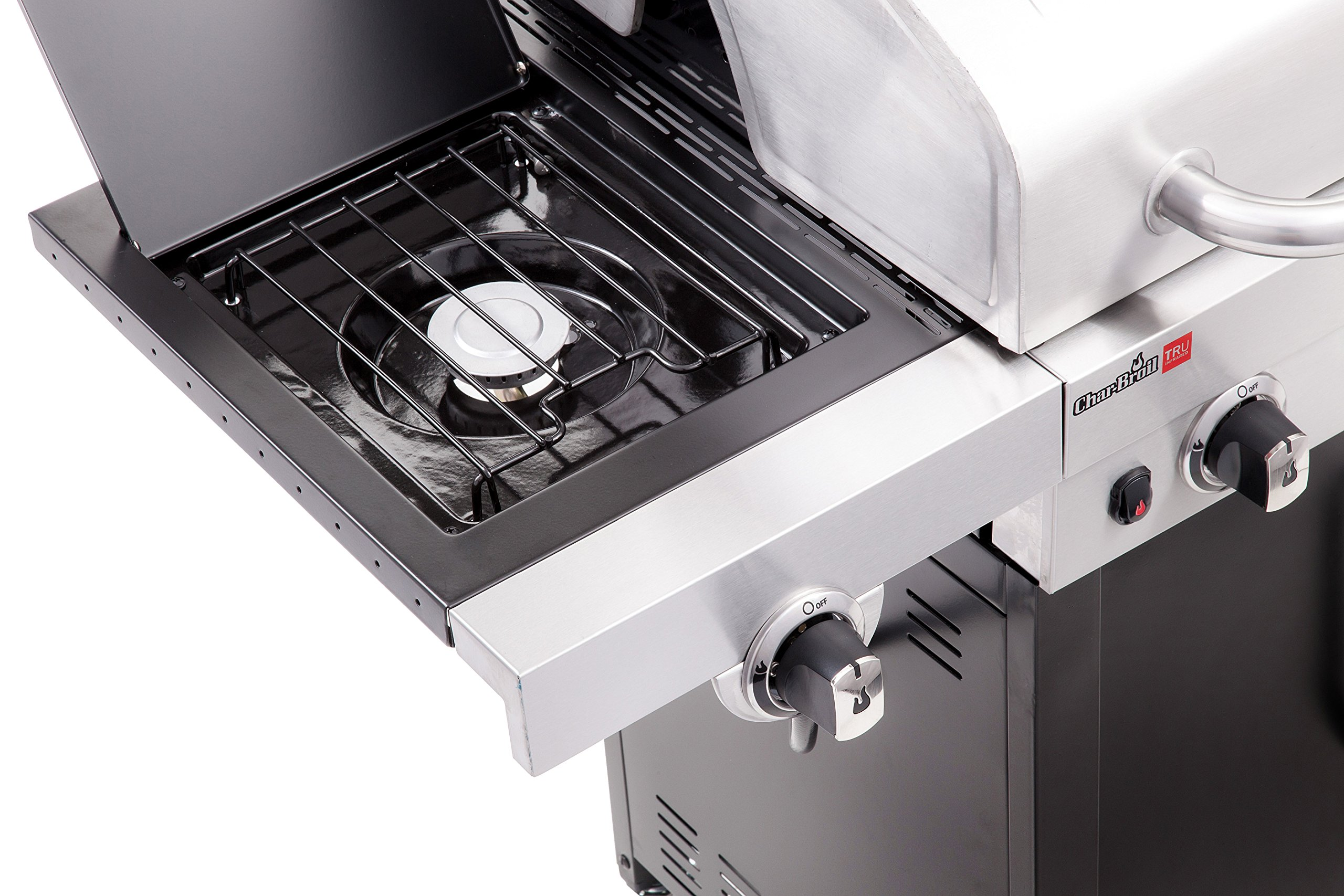 Char-Broil Performance TRU-Infrared 450 3-Burner Cabinet Liquid Propane Gas Grill by Char-Broil (Image #6)