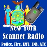 New York Scanner Radio - Police, Fire, EMS, ATC