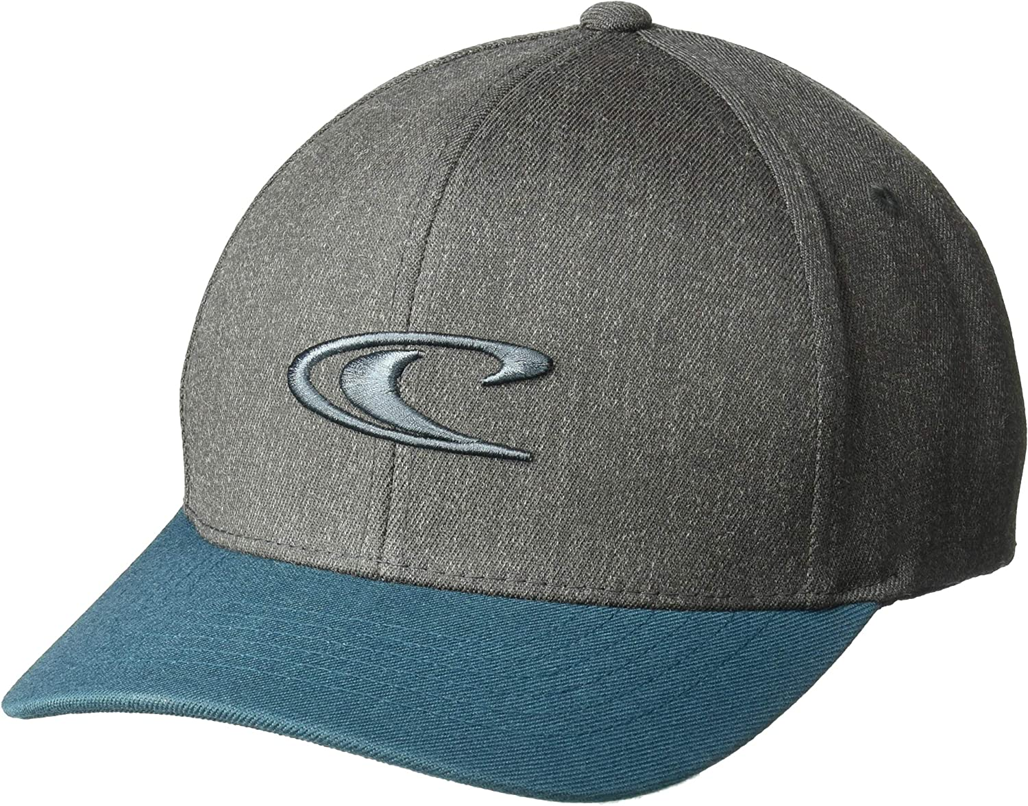 ONEILL Mens Clean and Mean Stretch Fit Hat