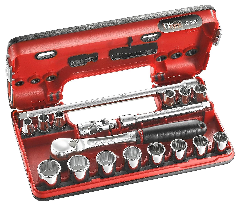 Facom D/ÉTECTION Box jldbox112 PG Knarrensatz 3//20,3/cm 18/St/ück