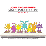 John Thompson's Easiest Piano Course - Part 1 - Book Only: Part 1 - Book only
