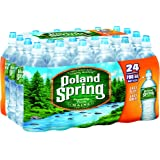 Poland Spring Water, Sport Cap, 24 Count
