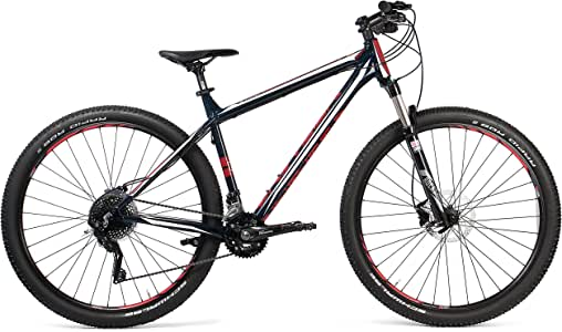 Univega Hombre Summit 6.0 Bicicleta, Color Royalblue, tamaño 50 ...