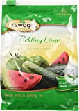 Mrs. Wages Pickling Lime (1-Pound Resealable Bag)