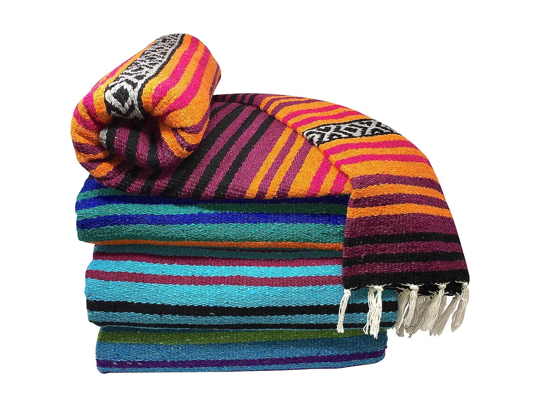 Manta Bodhi estilo mexicano - Manta falsa (para yoga ...
