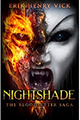 Nightshade: A Horror Novel (The Bloodletter Series Book 6) Kindle Edition