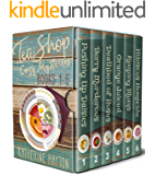 Tea Shop Cozy Mysteries - Books 1-6