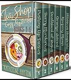 Tea Shop Cozy Mysteries - Books 1-6 (English Edition)