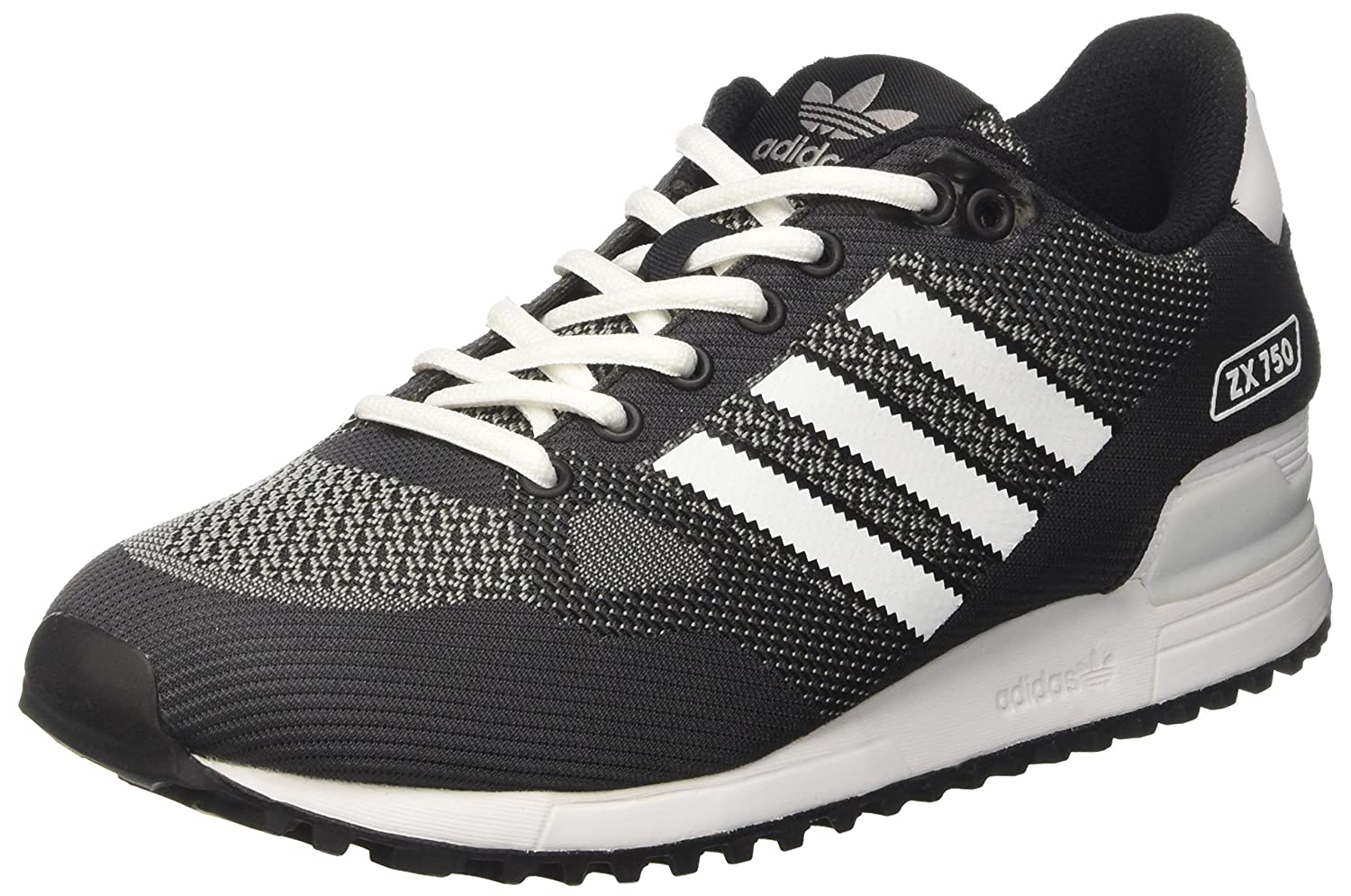 buy online 5fb47 21416 Adidas - ZX 750 WV - Color: Black-Blue - Size: 7.5US: Amazon ...