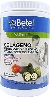 Colágeno (Hydrolyzed Collagen) - Betel Natural - Guanabana flavor