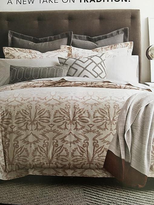 Amazon.com: DwellStudio Luxury Cotton / Linen Blend King Size