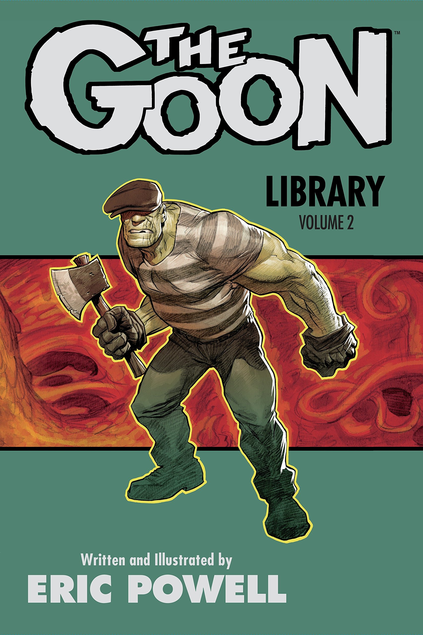 Download The Goon Library Volume 2 pdf