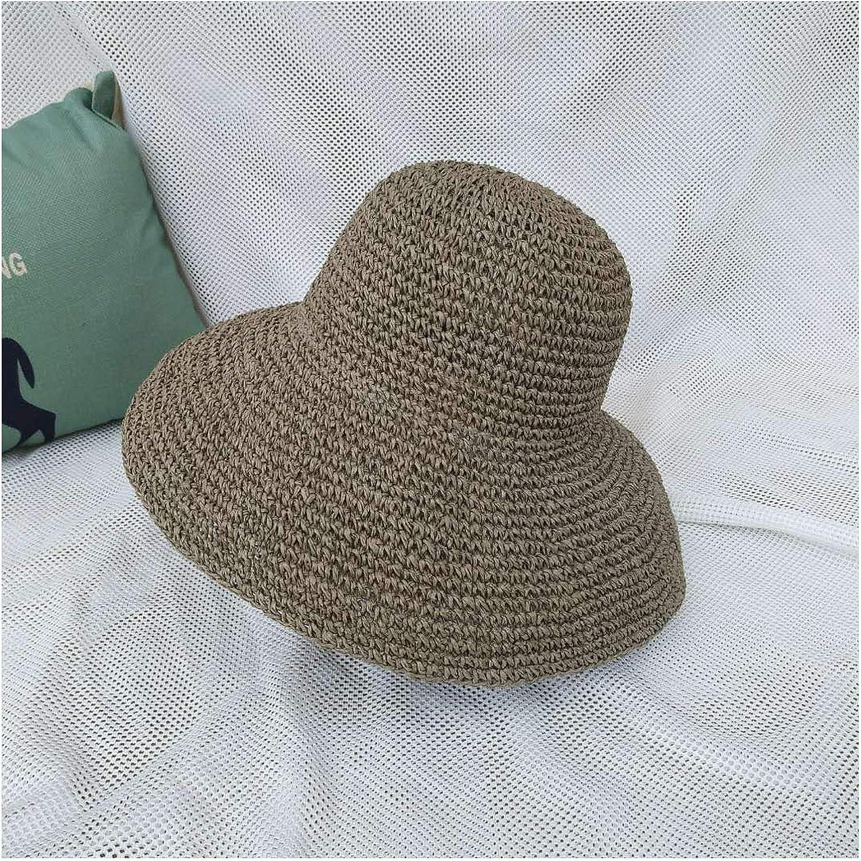 Lady Hat Women Summer Sun Sunhat Boater Floppy Cap Woman Summer Hat Beach