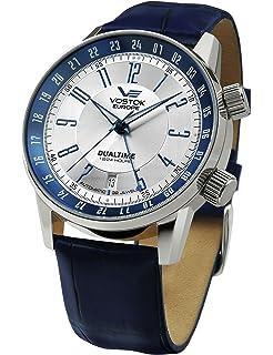 Vostok Europe 2426-5602057 Gaz-14 2426-5602057 - Reloj color azul