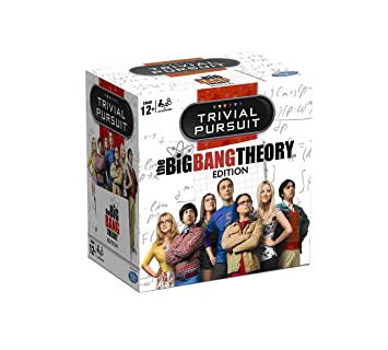 Eleven Force- Trivial Bite The Big Bang Theory (82899)