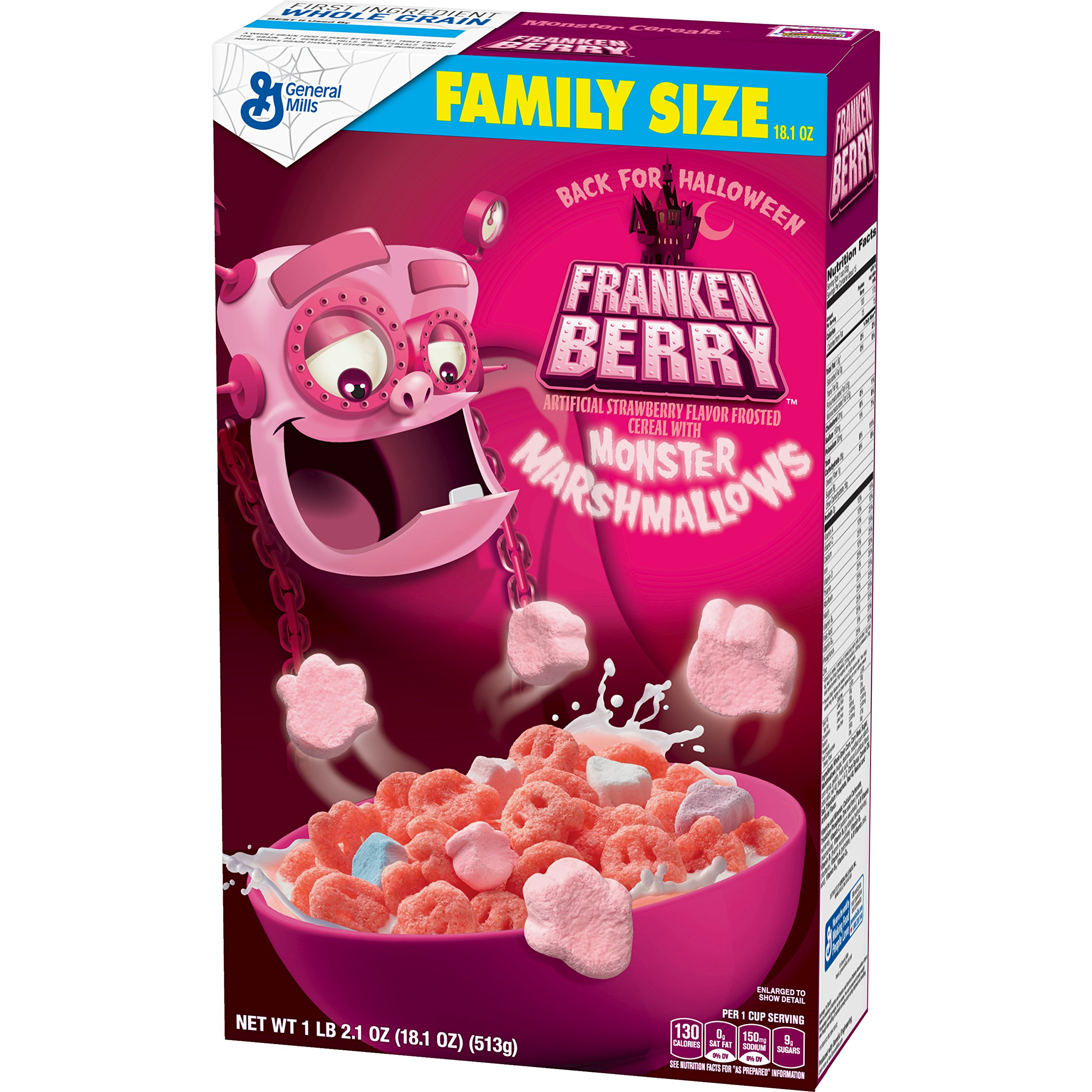 Amazon.com: Monster Cereals 2017 3 Pack Count Chocula