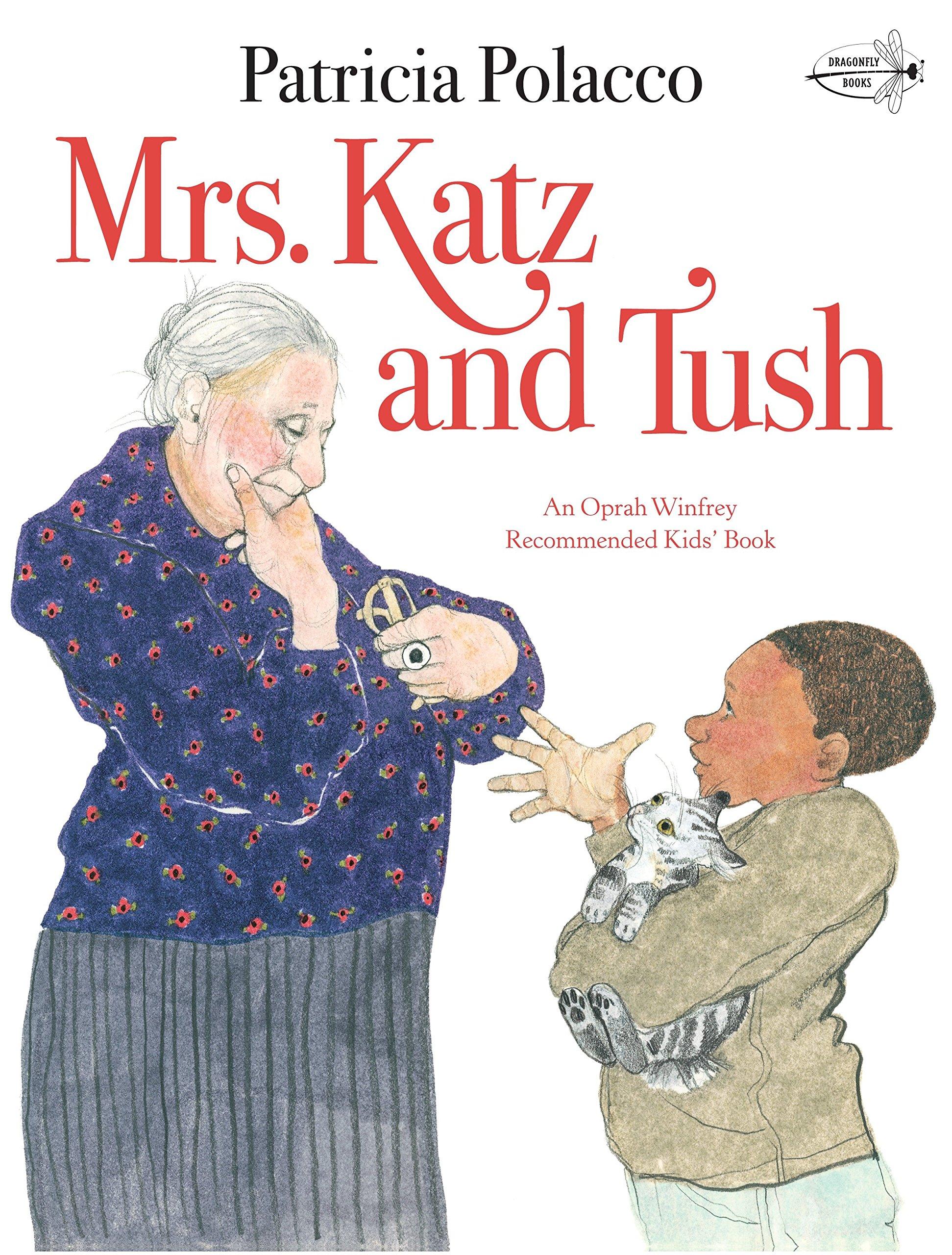 The boy and mr katz