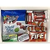 Caja de variedad sin azúcar Kurious Kandy | Selección de caja de regalo sin azúcar |