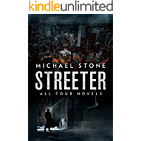 Streeter: All Four Novels (A Streeter Thriller Book 5)