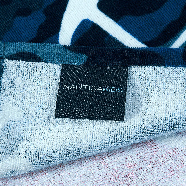 Nautica Kids/' Tossed Anchor Print Beach Towel