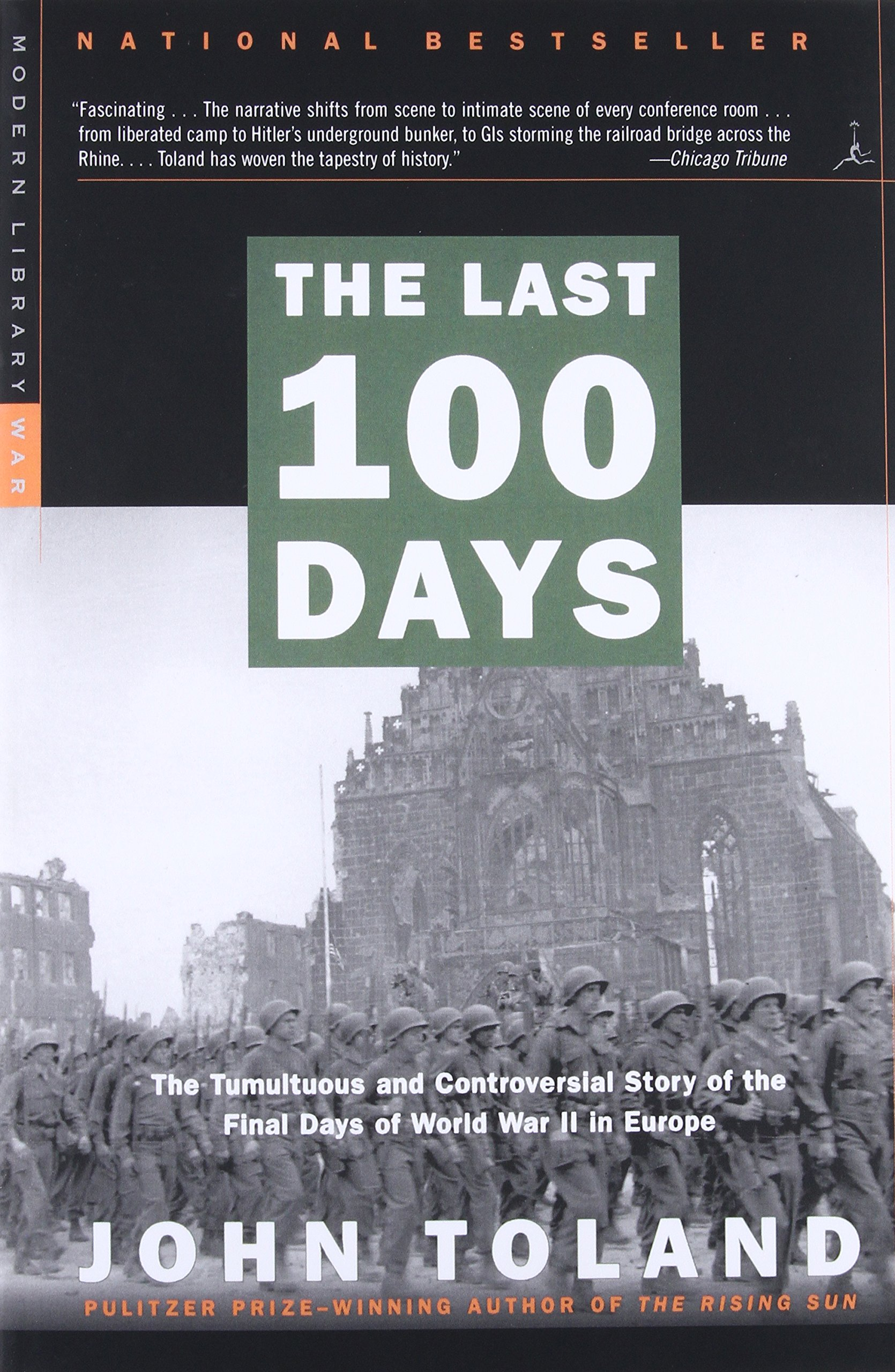 the last 100 days the tumultuous and controversial story of the