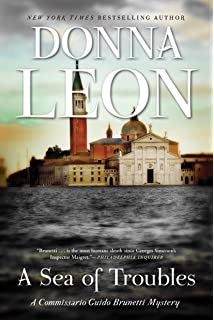 A Sea Of Troubles Commissario Guido Brunetti Mystery