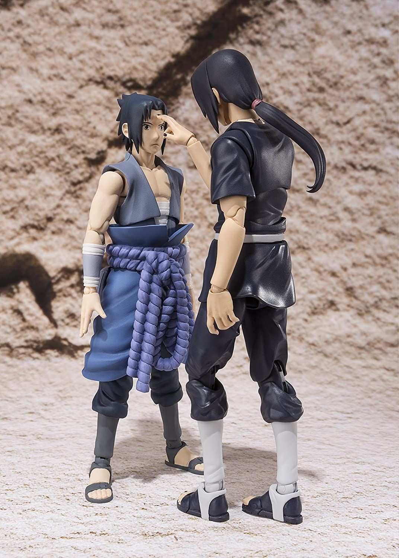 Amazon.com: Figura de acción Tamashii Nations Sasuke ...