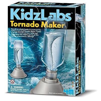 4m Kidz Labs Tornado Maker: Toys & Games