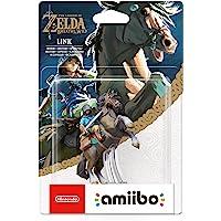 Nintendo 191200 Amiibo Legend Of Zelda: Breath The Wild Collection - Link Rider Figuren (Nintendo 3Ds)