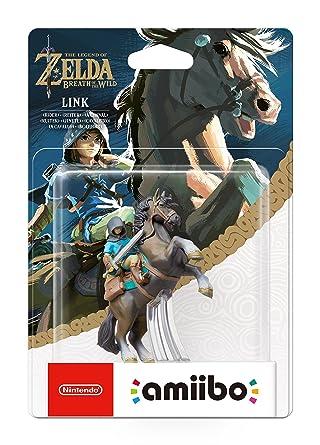 Nintendo - Figura Amiibo Link Jinete Serie Zelda: not ...