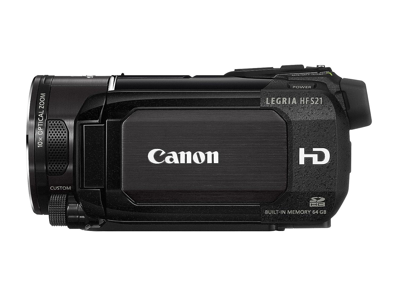 Canon LEGRIA HF S21 - Videocámara (CMOS, 8.59 MP, 1/0,102 mm (1 ...