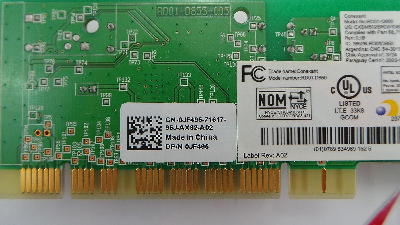 Dell Inspiron 530 Conexant Modem Drivers Windows XP