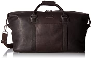 0dc463b54e Kenneth Cole Reaction I Beg To Duff-er Colombian Leather 20 quot  Single  Compartment Top
