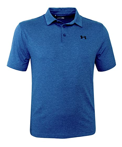 5e71969b6 Under Armour Men's Performance Golf Polo Anti Odor Athletic Shirt at Amazon  Men's Clothing store: