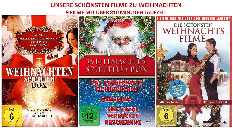 Unsere schönsten Filme zu Weihnachten 9 Filme w. z. B. - A Christmas ...