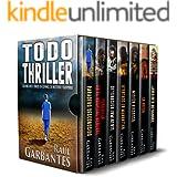 Todo thriller: Los mejores libros en español de misterio y suspenso (Spanish Edition)