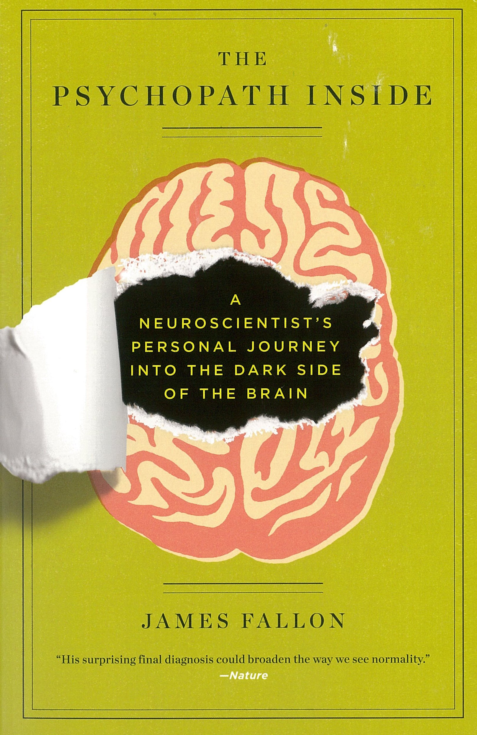 Psychopath Inside Neuroscientists Personal Journey product image