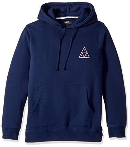 a1e7d331a9f HUF Men's Triple Triangle Pullover Hood in Navy Price: $65.00 at Amazon®