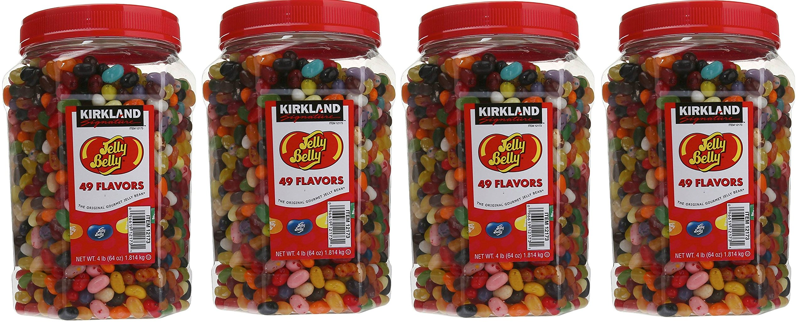 Kirkland Signature Jelly Belly Jelly Beans, 16 Pounds by Kirkland Signature