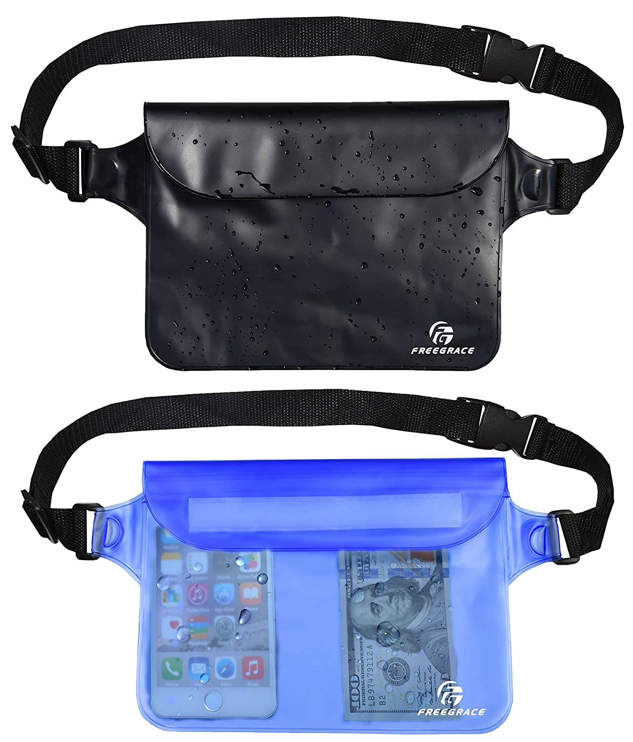 Freegrace Premium Waterproof Pouch Set