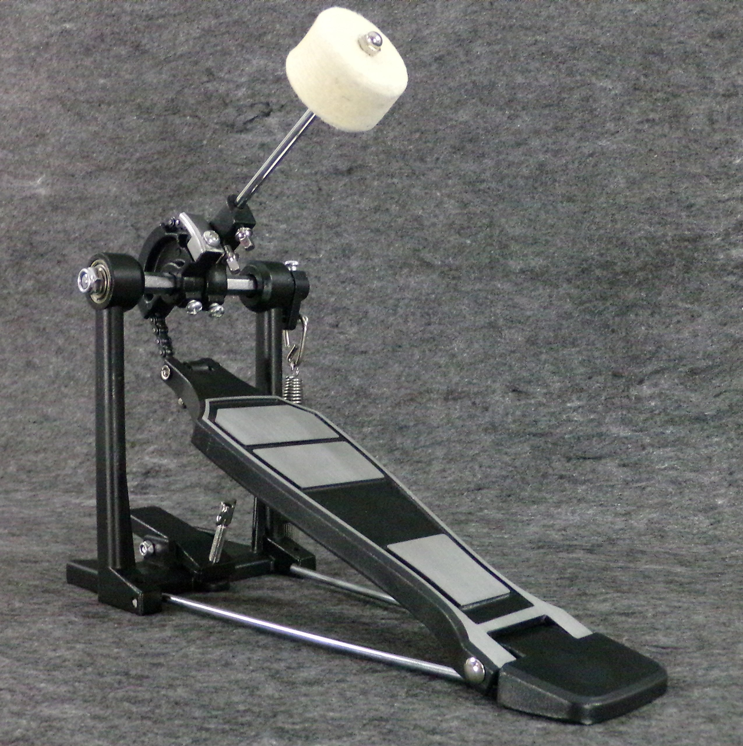Foraineam Heavy Duty Bass Single Pedal, Drum Pedal