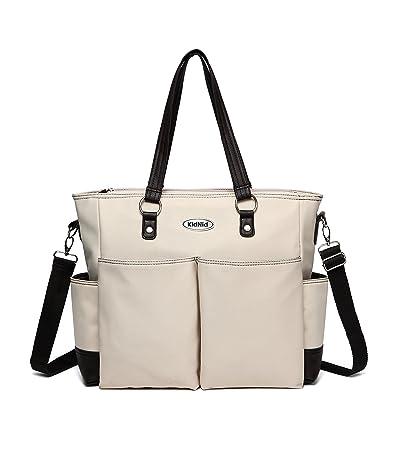 Amazon.com: Diseñador bebé bolsa de pañales – Elegante ...