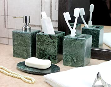 Awesome Top 10 Christmas Holiday Gifts For Home   KLEO   Bathroom Accessory Set  Made From Natural