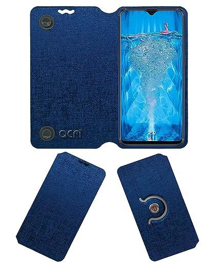 premium selection 5c56c 84a60 Acm Designer Rotating Flip Case for Oppo F9 Pro Mobile: Amazon.in ...