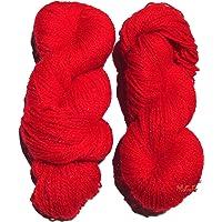 Vardhman Acrylic and Nylon Knitting Wool, Pack of 2