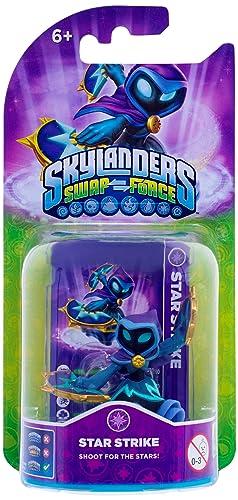 Figura Skylanders Single: Star Strike: Amazon.es: Videojuegos