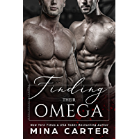 Finding their Omega (Alpha Security Company Book 1)