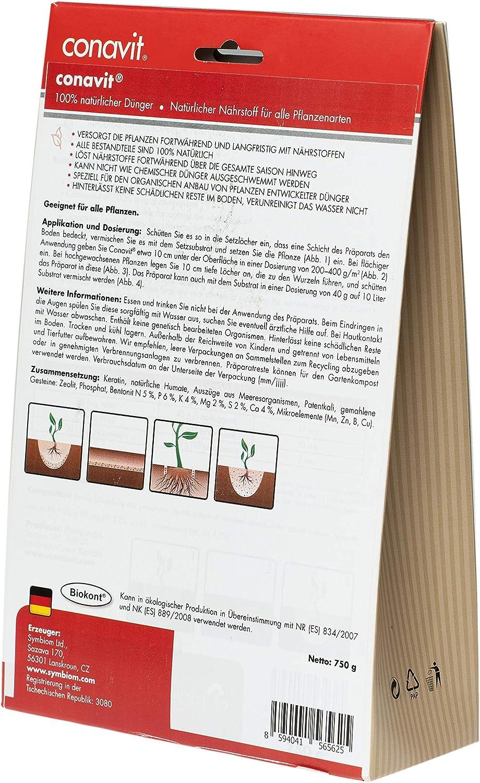 Symbiom Conavit Nat/ürlicher D/ünger f/ür Pflanzen
